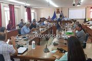 Συνεδριάζει σήμερα με 2 θέματα στην ημερήσια διάταξη το Δημοτικό Συμβούλιο Κύμης- Αλιβερίου