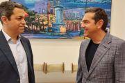 Στο ΣΥΡΙΖΑ προσχώρησε ο πρώην υφυπουργός και βουλευτής του ΠΑΣΟΚ Συμεών Κεδίκογλου: «Φορέας σήμερα της δημοκρατικής παράταξης είναι ο ΣΥΡΙΖΑ-ΠΣ και φυσικός επικεφαλής και εκφραστής ο πρόεδρος του Αλέξης Τσίπρας»