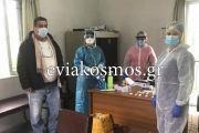 Δήμος Διρφύων-Μεσσαπίων: Συνεχίζονται τα rapid tests σε Κοντοδεσπότι-Καθενούς-Θεολόγο-Μακρυμάλλη και Πολιτικά
