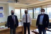 Μετά από συνάντηση των Θ.Ζεμπίλη και Γ.Μανώλη με τον Υφυπουργό Περιβάλλοντος Γ. Αμυρά δρομολογείται νομοπαρασκευαστική επιτροπή για το ιδιοκτησιακό ζήτημα της Καρύστου και άλλων περιοχών