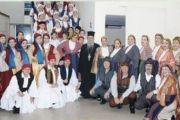 Μια βραδιά με τραγούδια και παραδοσιακούς χορούς απο το Πνευματικό Κέντρο Αλιβερίου