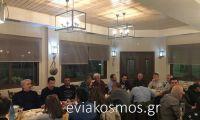 Δυνατή συνάντηση φίλων του Σίμου Κεδίκογλου στην Οκτωνιά