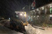 Παραμένει κλειστό το Επαρχιακό Οδικό Δίκτυο σε περιοχές της Εύβοιας- Που χρειάζονται αντιολισθητικές αλυσίδες