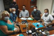 ΑΠΟΚΛΕΙΣΤΙΚΟ: Στη συνεδρίαση του Τοπικού Συμβουλίου Αλιβερίου ο Μπαράκος- Τι ανταποδοτικά ζήτησαν για το Μηλάκι