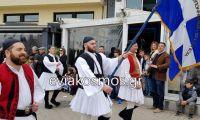 Τίμησε επάξια τον αγώνα των προγόνων του ο Γιώργος Σταθόπουλος