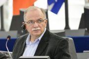 Δημ. Παπαδημούλης στην Ολομέλεια του ΕΚ: «Μεγάλα θέματα που εκκρεμούν: ισχυροποίηση και κονδύλια για την πολιτικής Συνοχής, Κοινωνικός πυλώνας, κατώτατος ευρωπαϊκός μισθός»