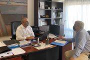 Την ενίσχυση της επενδυτικής δραστηριότητας στη Βόρεια Εύβοια ζήτησε ο Σίμος Κεδίκογλου από τον Αναπληρωτή Υπουργό Ανάπτυξης