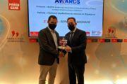 Βραβείο «GREEN AWARD» απέσπασε η Περιφέρεια Στερεάς Ελλάδας για την εκπόνηση Σχεδίου Φόρτισης Ηλεκτρικών Οχημάτων