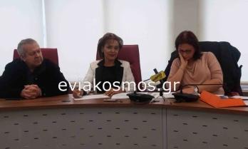 Το Σάββατο το έκτακτο δημοτικό συμβούλιο στην Ερέτρια για την εκλογή Αντιπροέδρου μετά την παραίτηση Σκαρλά