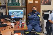 Π.Ε Βοιωτίας: Έκτακτη Σύσκεψη Πολιτικής Προστασίας για το καιρικό φαινόμενο «BALLOS»