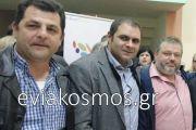 Ο επιχειρηματίας Γιώργος Παλυβός η «δύναμη» της Καρυστίας υποψήφιος με το Φάνη Σπανό