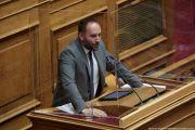 Μ. Χατζηγιαννάκης: Σοβαρές ελλείψεις εκπαιδευτικού προσωπικού στο δημοτικό σχολείο της πυρόπληκτης Λίμνης Ευβοίας