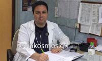 Πρώτος και με διαφορά στη Δ.Ε Αυλώνος ο «γιατρός της καρδιάς μας» Γιώργος Ζέρβας -Τρίτος σε όλο το δήμο Κύμης-Αλιβερίου