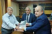 Παραδόθηκε στο Επιμελητήριο Εύβοιας η μελέτη  του  ΄΄ Επιχειρησιακού Σχεδίου Δημόκριτος / Demokritos Growth Hub ΄΄.