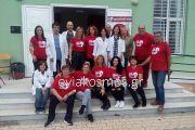 Περισσότεροι από 200 εθελοντές έδωσαν αίμα στα Ψαχνά -Ένα μεγάλο «ΕΥΧΑΡΙΣΤΩ» από την Επιτροπή