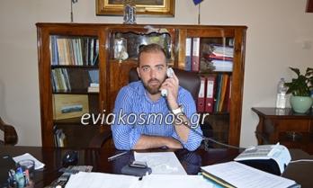 Απολύμανση του χώρου του Νοσοκομείου της Κύμης πρότεινε ο δήμος με πρωτοβουλία του Αλέξανδρου Θεοδώρου στη Διοικήτρια του Νοσοκομείου