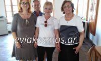 Οξύλιθος «Επιτροπή Πανηγύρεως» εκλογές :Πρόεδρος η Ειρήνη Κουλουρίδου, ταμίας η Κλαίρη Κατσαρή με τις ευλογίες …του Σεβασμιωτάτου