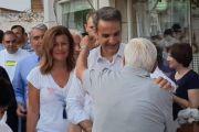 Ραντεβού Δευτέρα βράδυ στ΄ «αστέρια» δίνει με τους φίλους της η υποψήφια βουλευτής της Ν.Δ Άννα Παππά