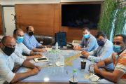 Μετά τη συνάντηση Περιφερειάρχη και Υπουργού, παρουσία κτηνοτρόφων της Β. Εύβοιας εξασφαλίστηκε η διάθεση ζωοτροφών για τους επόμενους έξι μήνες