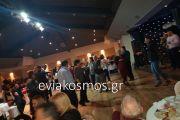 Το ηπειρώτικο του Γκλέτσου που έκλεψε την παράσταση στο χορό του Συνδέσμου Πελοποννησίων στην Εύβοια (φωτο-βίντεο)