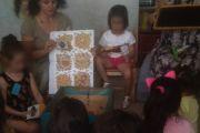 Δημιουργικές στιγμές για τα παιδιά στη Βιβλιοθήκη της Μητρόπολης