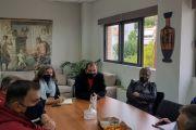 Συνάντηση του Δημάρχου Θηβαίων με το νέο Δ.Σ. του Εμπορικού Συλλόγου