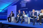 Στην αξιοποίηση του ΕΣΠΑ επικεντρώθηκε στην ομιλία του ο υποψήφιος Περιφερειάρχης Στερεάς Ελλάδας Φάνης Σπανός