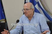 Ο Μπουραντάς διαβίβασε το πρωί  το ομόφωνο ψήφισμα του Δ.Σ για την υποβάθμιση του ΕΦΚΑ Κύμης στον πρωθυπουργό