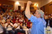 Σίμος Κεδίκογλου: Ο παλιός είναι αλλιώς… Αντί για προεκλογική ομιλία παρουσίασε ένα  κοστολογημένο πρόγραμμα ανάπτυξης για την Εύβοια