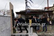 Ελάχιστος φόρος τιμής στους ήρωες του '21 από τον Πρόεδρο του Δημοτικού Συμβουλίου Γιώργο Ζέρβα