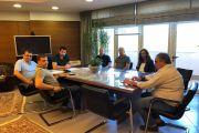 Σύσκεψη στην Περιφέρεια για την αντιμετώπιση των κατολισθητικών φαινομένων στις Στρόπωνες