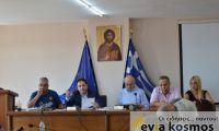 Γιώργος Ζέρβας: «Θα είμαι Πρόεδρος για όλους- Είμαι ανοιχτός σε κάθε πρόταση…»