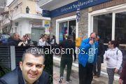 «Από σήμερα λειτουργεί κανονικά το Υποκατάστημα των ΕΛΤΑ στο Μαρμάρι- Δικαιώθηκε ο αγώνας μας» δηλώνει στον ΕΥΡΙΠΟ 90fm ο Δήμαρχος Λευτέρης Ραβιόλος