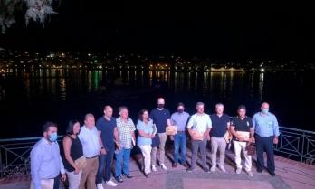 Το πρόσωπο της δυναμικής συνεργασίας φορέων και συλλόγων ως καταλυτικός παράγοντας για την τουριστική ανάπτυξη του τόπου αποτυπώθηκε στη συνέντευξη τύπου για την Evia Island Regatta 2021