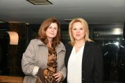 Με την Αλεξία Έβερτ γιόρτασαν την ημέρα της γυναίκας οι  γυναίκες υποψήφιες του συνδυασμού «Αλλάζουμε»