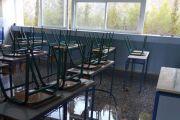 Η Περιφέρεια Στερεάς καθαρίζει και επαναφέρει στην κανονικότητα τα σχολικά κτίρια της Β. Εύβοιας