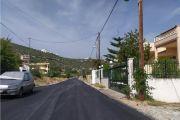 ΔΗΜΟΣ ΚΥΜΗΣ-ΑΛΙΒΕΡΙΟΥ: Ολοκληρώθηκε το έργο που αφορά ασφαλτοστρώσεις στην Ακτής Νηρέως προυπολογισμού 731.773,30€