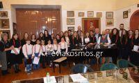 Πανευβοϊκός Σύλλογος «Ο Καλός Σαμαρείτης»-Στέφθηκε με επιτυχία η εκδήλωση για το παιδί- Συνεχίζεται το Χριστουγεννιάτικο μπαζαρ (βιντεο)