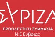 ΣΥΡΙΖΑ Ν.Ε ΕΥΒΟΙΑΣ: Νέος Πτωχευτικός Κώδικας – Μια σκληρή αντικοινωνική πολιτική της Κυβέρνησης