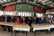 Τρεις και ο …ΚΟΥΚΟΣ στη συγκέντρωση της ΣΥΜΠΟΛΙΤΕΙΑΣ στο Πυργί- Παλεύει για να κάνει ψηφοδέλτιο ο Μπουραντάς