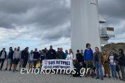 ΤΩΡΑ: Συνάντηση των Συλλόγων στις Πετριές ενάντια στην τοποθέτηση ανεμογεννητριών