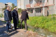 Όπως είχε αναφέρει στον ΕΥΡΙΠΟ 90fm ο Παγώνης κλιμάκιο του ΙΓΜΕ ήρθε στη Χαλκίδα για την αντιμετώπιση των πλημμυρών
