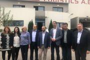 Ενθουσιασμένη η Ευρωπαία Επίτροπος από τα έργα στην Στερεά Ελλάδα