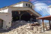 Στους δρόμους οι κάτοικοι υπό τον φόβο μετασεισμών μετά τον ισχυρό σεισμό των 6 Ρίχτερ στην Ελασσόνα