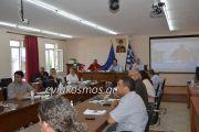 Συνεδριάζει τη Δευτέρα με 11 θέματα στην ημερήσια διάταξη το Δημοτικό Συμβούλιο Κύμης-Αλιβερίου