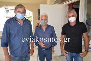 Ο Γιάννης Μαραγκός στο πλευρό των συκοπαραγωγών του Αγροτικού Συνεταιρισμού Ταξιάρχη στη Β. Εύβοια