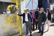 Τροφοδοτήθηκε με φυσικό αέριο το Κολυμβητήριο της Χαλκίδας - Σημαντική εξοικονόμηση ενέργειας και προστασία του περιβάλλοντος
