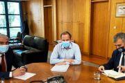 Κεδίκογλου –Ραβιόλος στον Καραμανλή: Υπέγραψε την απόφαση για το έργο της ολοκληρωμένης αντιπλημμυρικής προστασίας Καρύστου