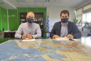 Περιφέρεια και Δημόκριτος συνυπέγραψαν Προγραμματική Σύμβαση για το Παρατηρητήριο Περιβάλλοντος στην περιοχή του Αλιβερίου