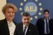 Η Σάγια Τσαουσίδου νέα Πρόεδρος στη Διεθνή Ένωση Ευρωπαίων Δημοσιογράφων – Μέλος της Ελεγκτικής Επιτροπής εξελέγη ο Λάμπρος Ρόδης και στην Επιτροπή Διαμεσολάβησης και Διαιτησίας ο Παναγιώτης Σφαέλος